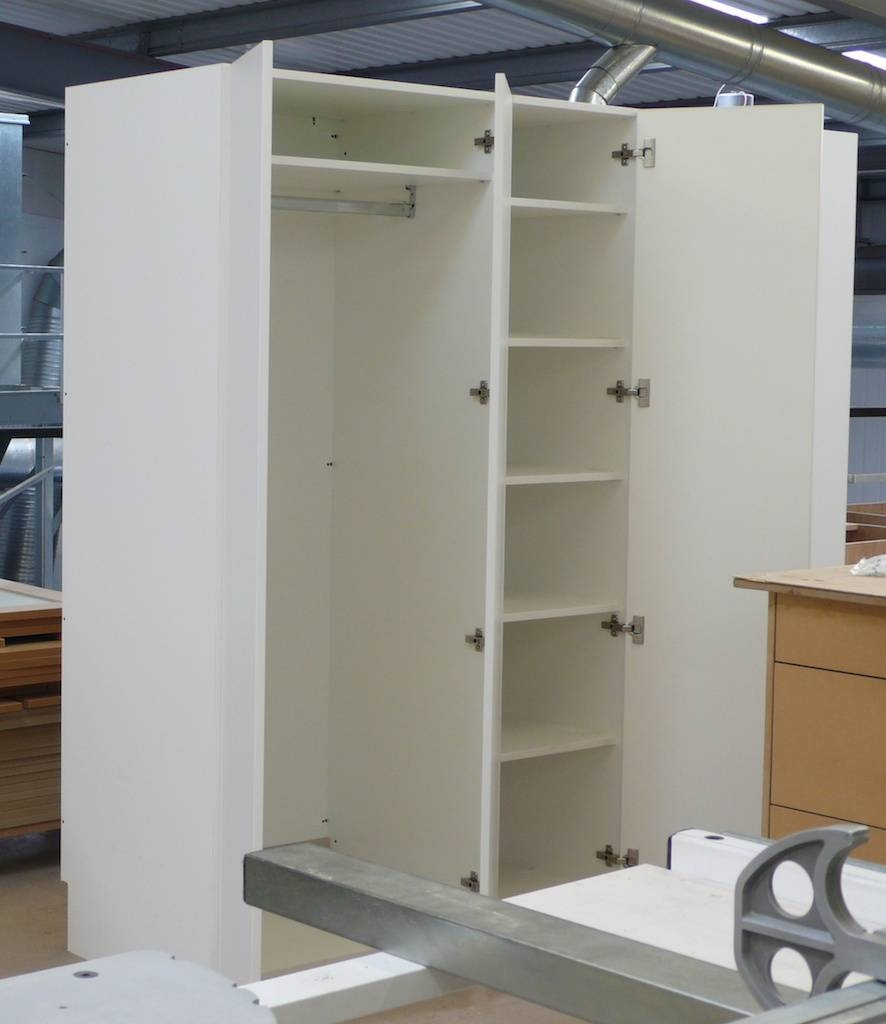 Diy Wardrobes Information Centre | Online Wardrobe Design And with Wardrobes With Shelves (Image 10 of 30)