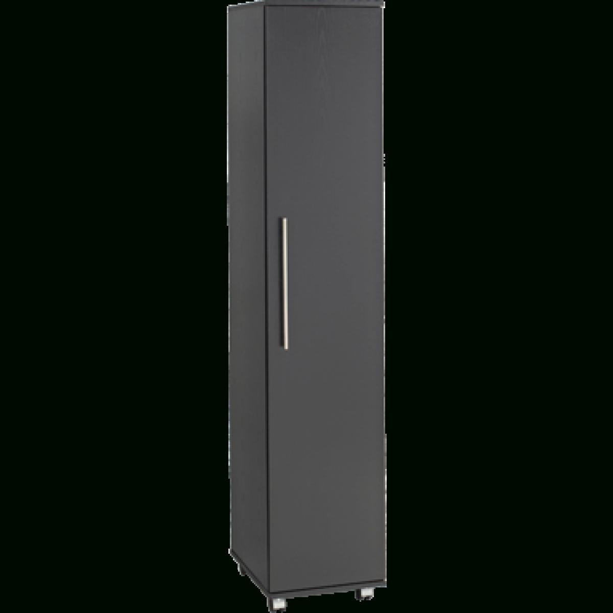 Door Bobby Wardrobe Intended For Black Single Door Wardrobes (View 8 of 15)