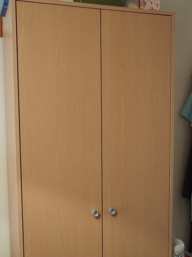 Double Hanging Rail Wardrobe Buy Or Sell - Find It Used throughout Double Rail Wardrobes Argos (Image 16 of 30)