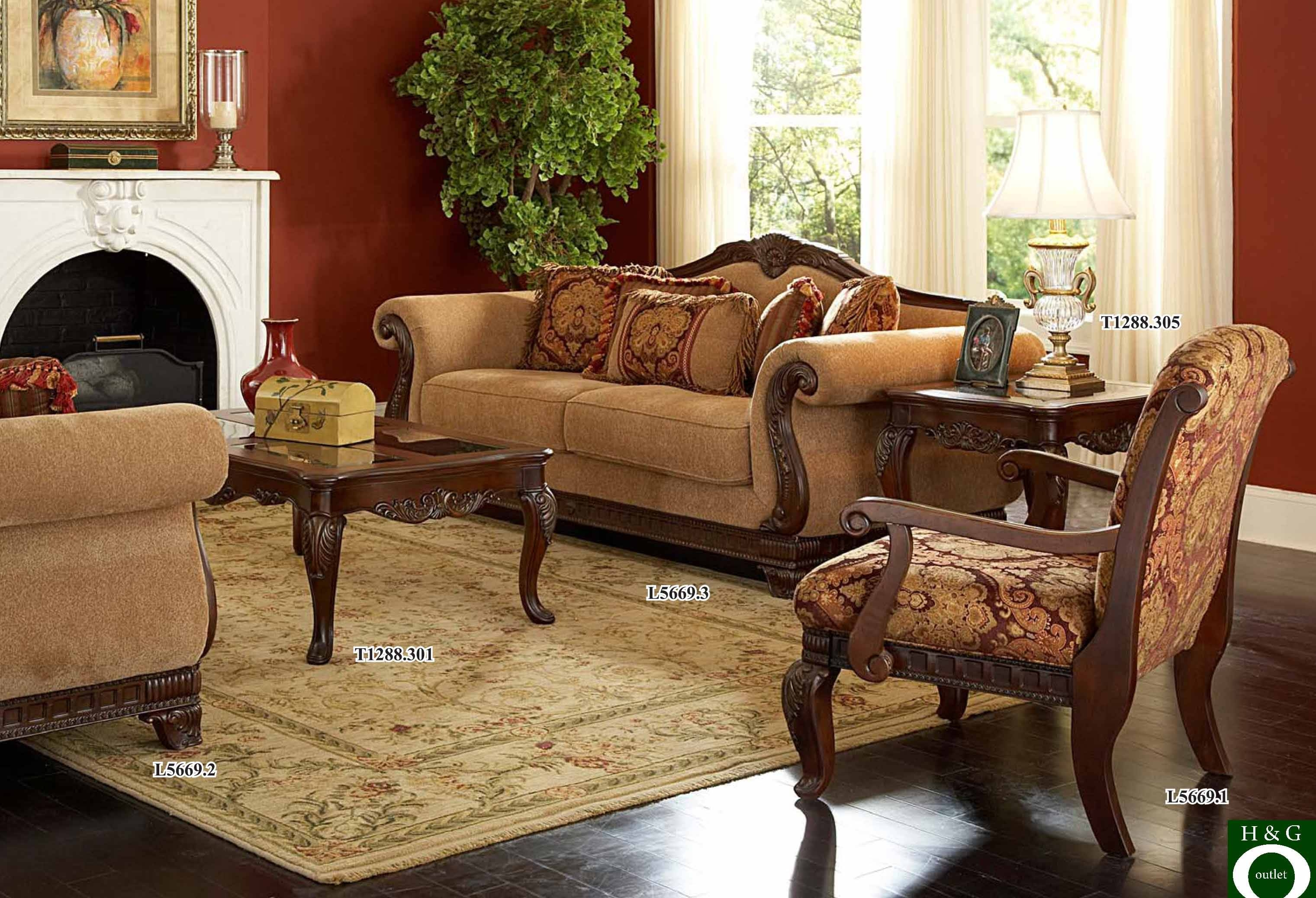 Download Traditional Sofas Living Room Furniture | Gen4Congress for Traditional Sofas for Sale (Image 5 of 30)