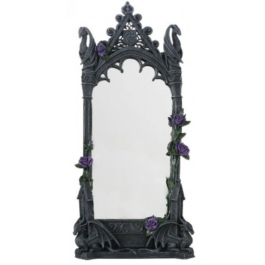 Featured Photo of Gothic Wall Mirrors