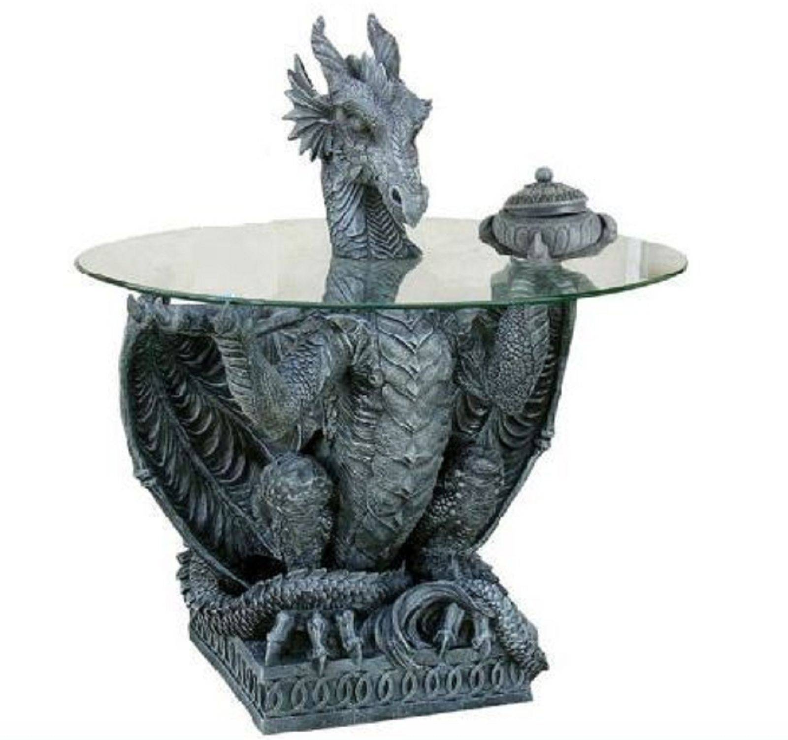 Dragon Glass Top Coffee Table – Worldtipitaka Throughout Dragon Coffee Tables (View 11 of 30)