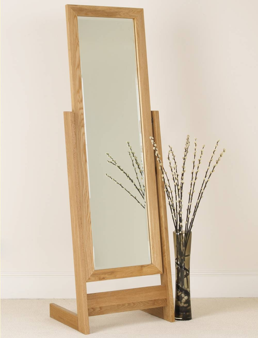 Dressing Mirror - Buy Collection Sophia Dressing with regard to Dressing Mirrors (Image 9 of 25)
