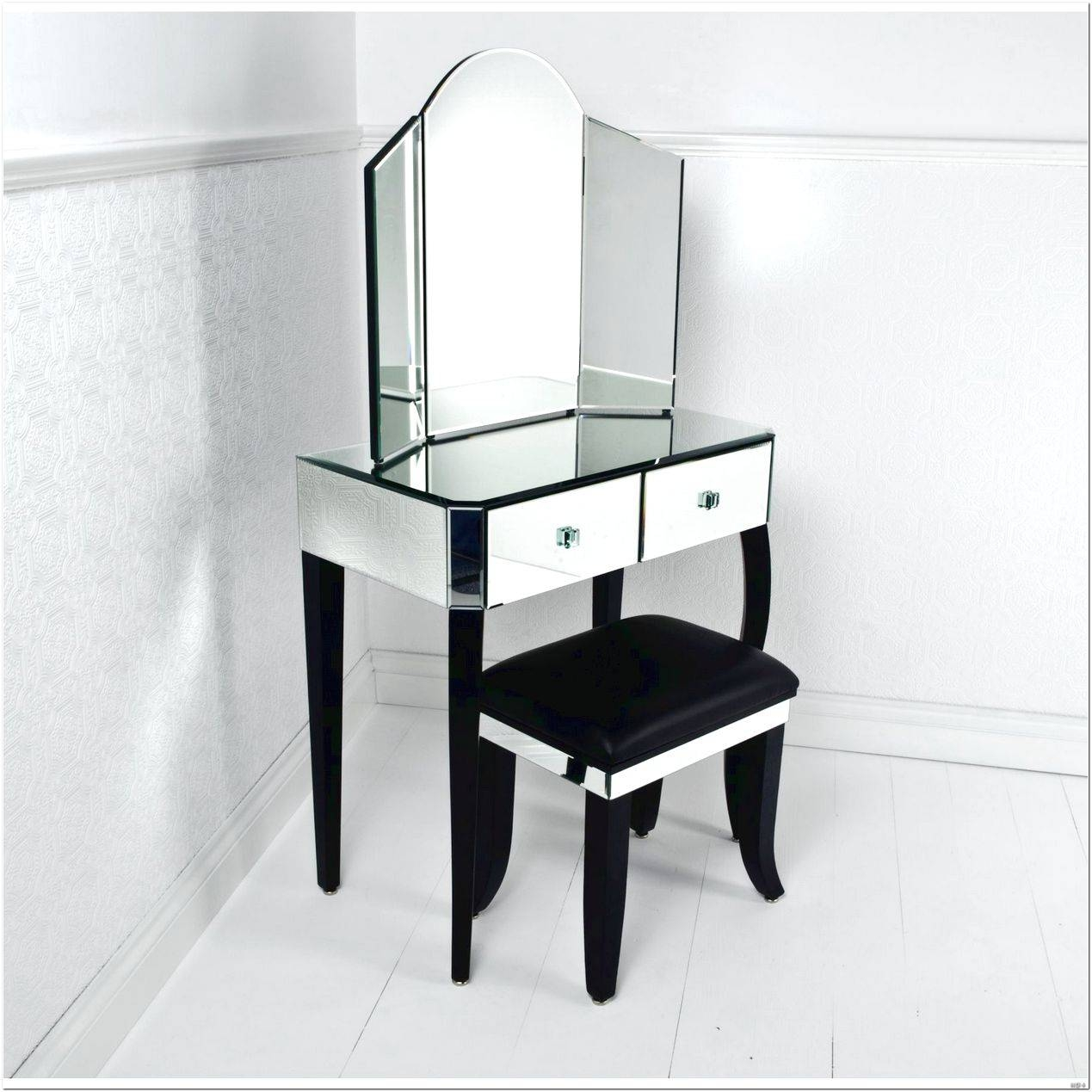 Dressing Table Mirror And Stool Design Ideas - Interior Design For with regard to Small Table Mirrors (Image 6 of 25)