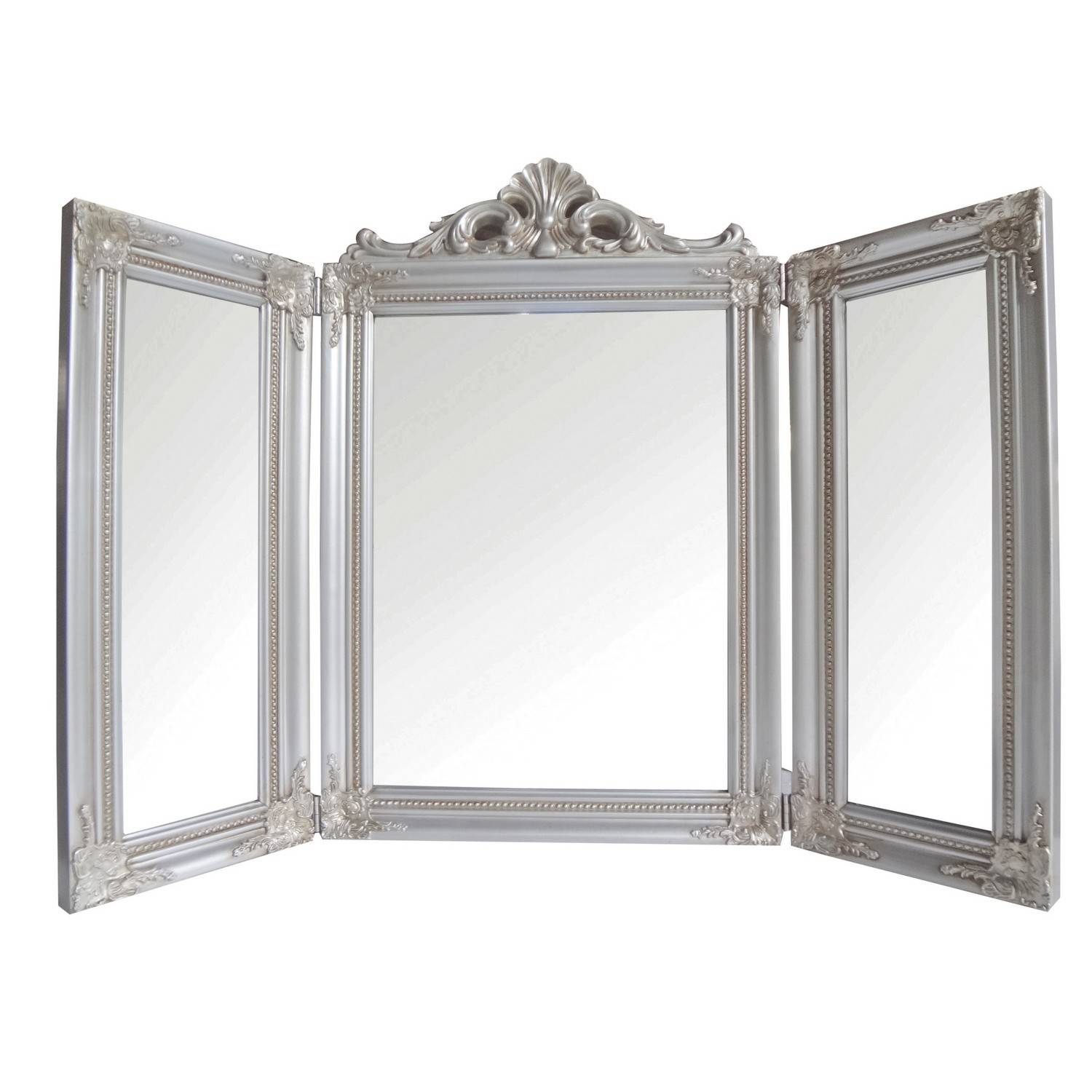 Dressing Table Mirror Share On To Decorating Ideas intended for Dressing Table Mirrors (Image 7 of 25)