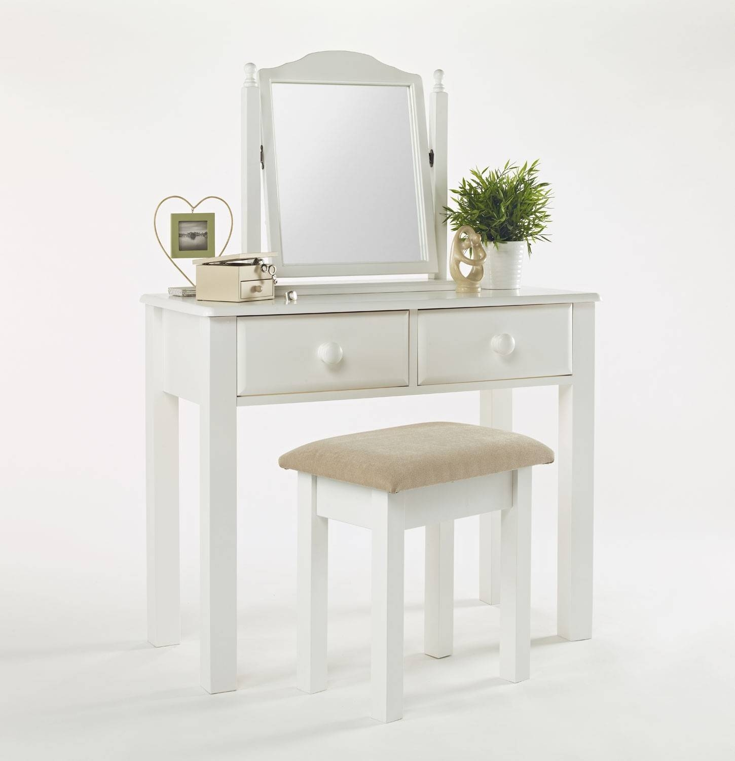 Dressing Tables With Mirrors 28 Beautiful Decoration Also Modern within Small Table Mirrors (Image 8 of 25)