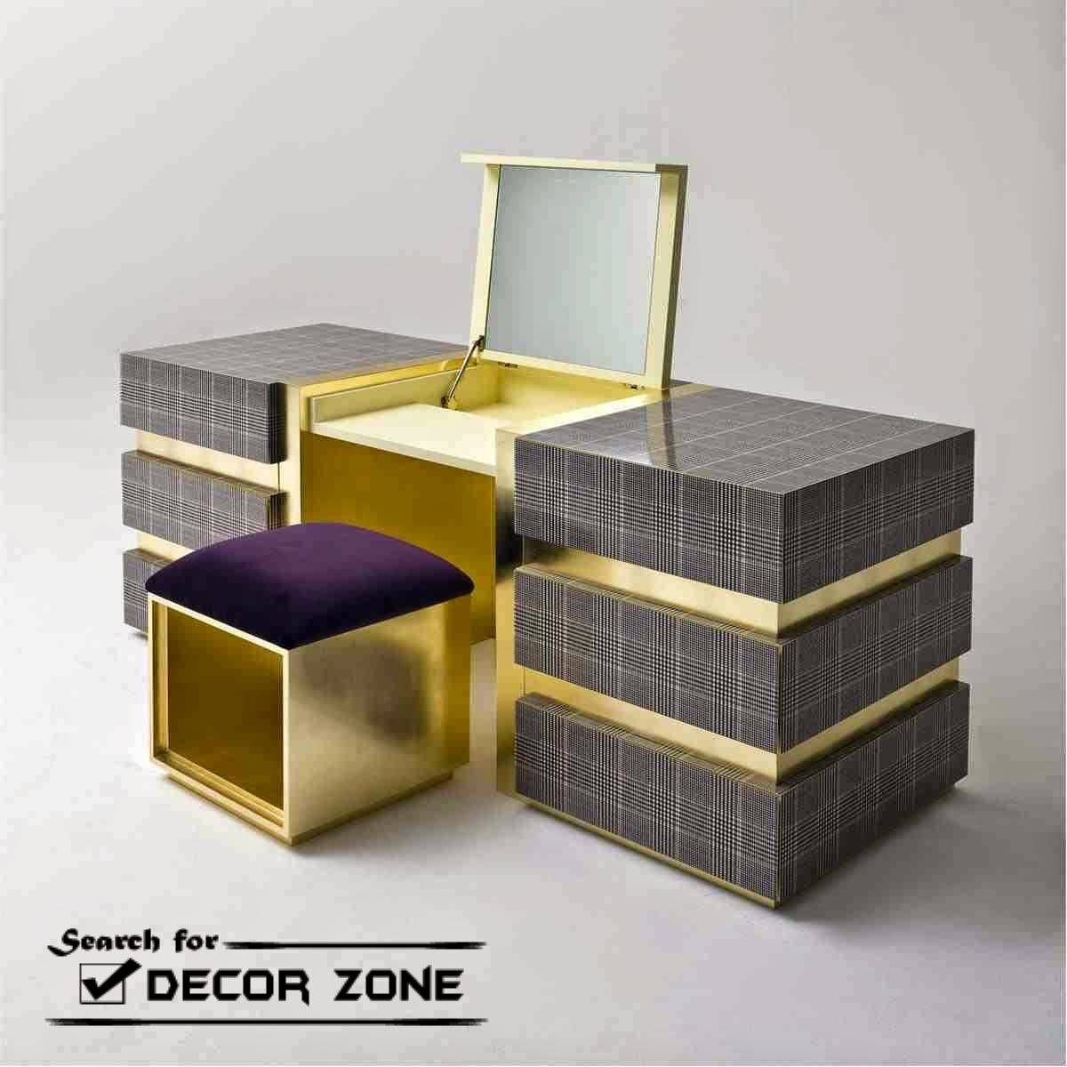 Dressing Tables With Mirrors 60 Inspiring Style For Modern In Contemporary Dressing Table Mirrors (View 19 of 25)