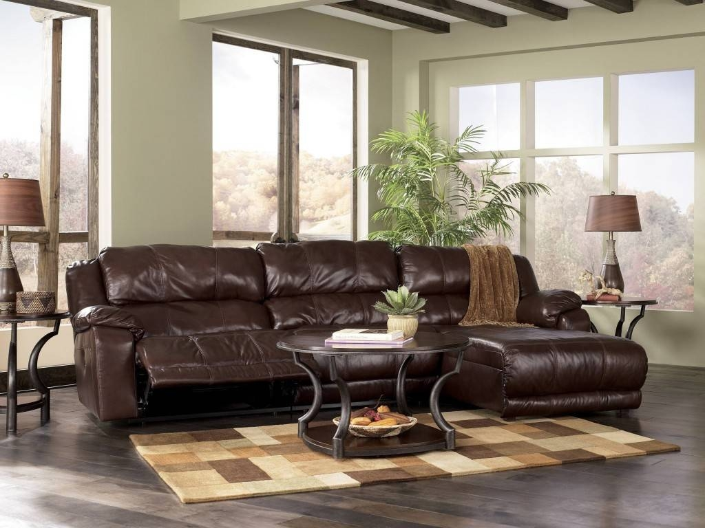Durable Full Grain Leather Sofa — Home Design Stylinghome Design pertaining to Full Grain Leather Sofas (Image 4 of 30)