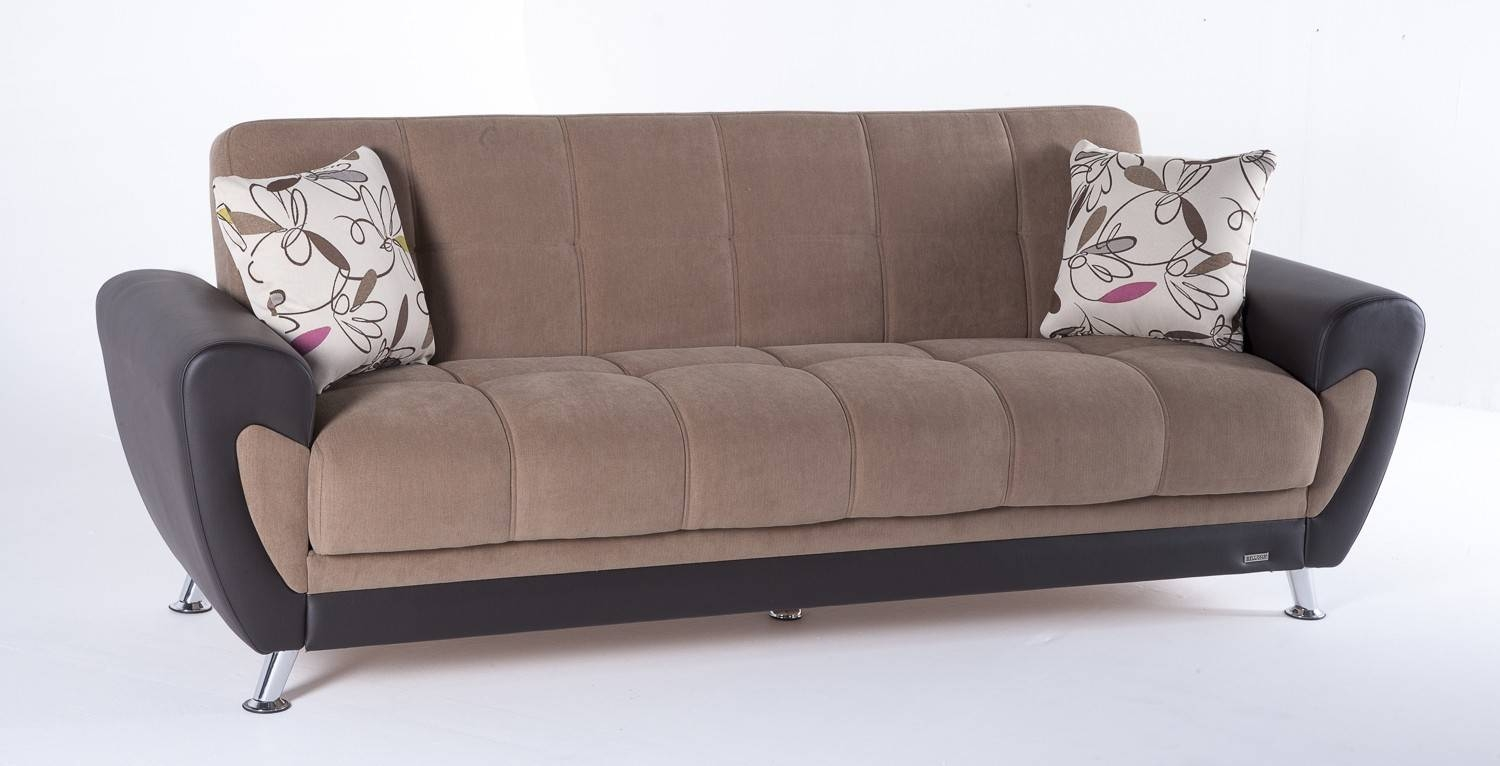 Duru Sofa Bed Set intended for Sofa Beds With Storages (Image 11 of 30)