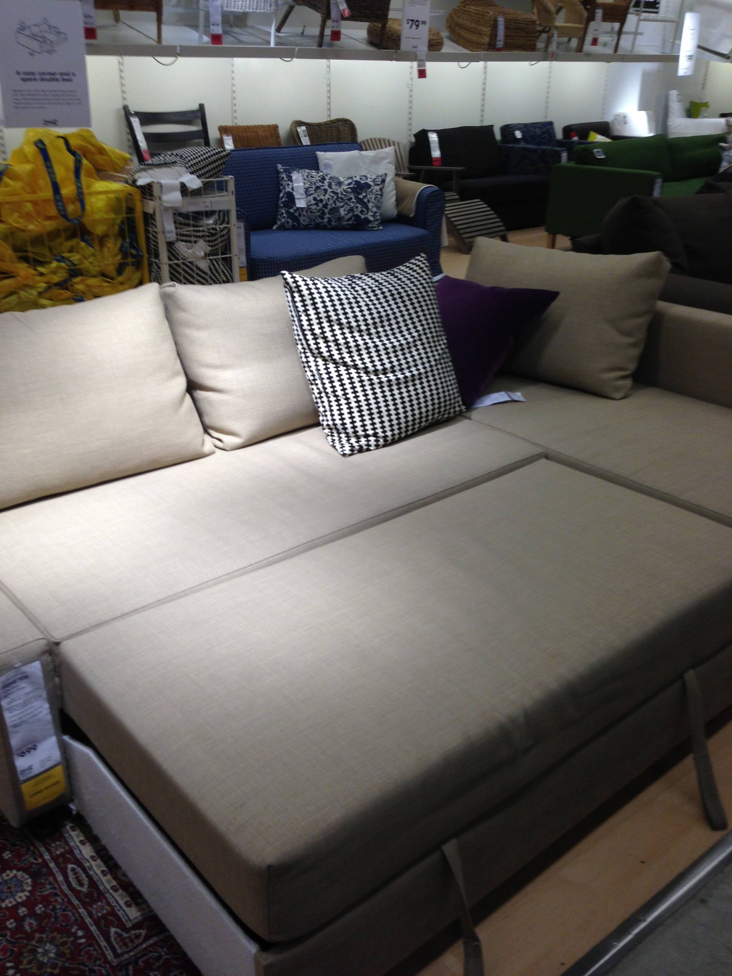 ▻ Sofa : 10 Wonderful Ikea Sleeper Sofa With Convertible Design with Sofas With Beds (Image 28 of 30)