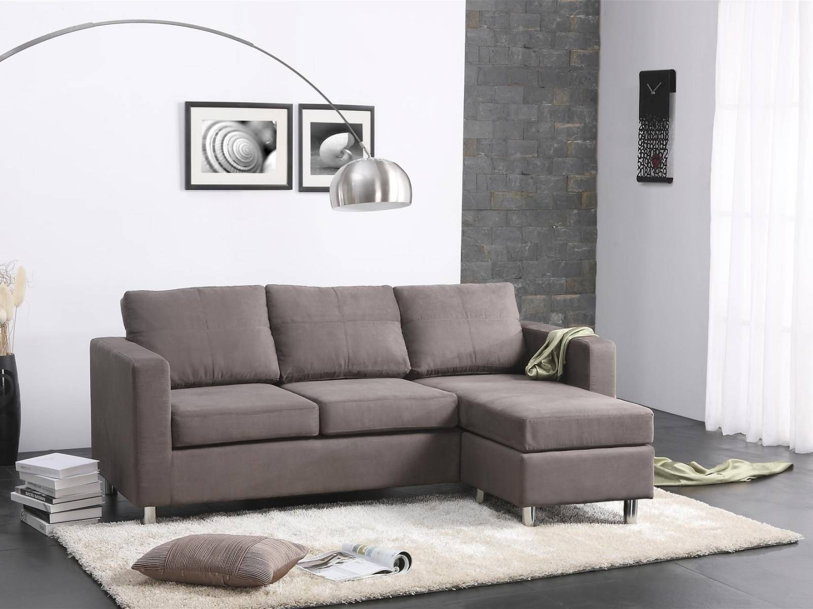 ▻ Sofa : 19 Wonderful Small Sectional Sofa Cheap Wonderful Small For Apartment Sofa Sectional (Image 30 of 30)
