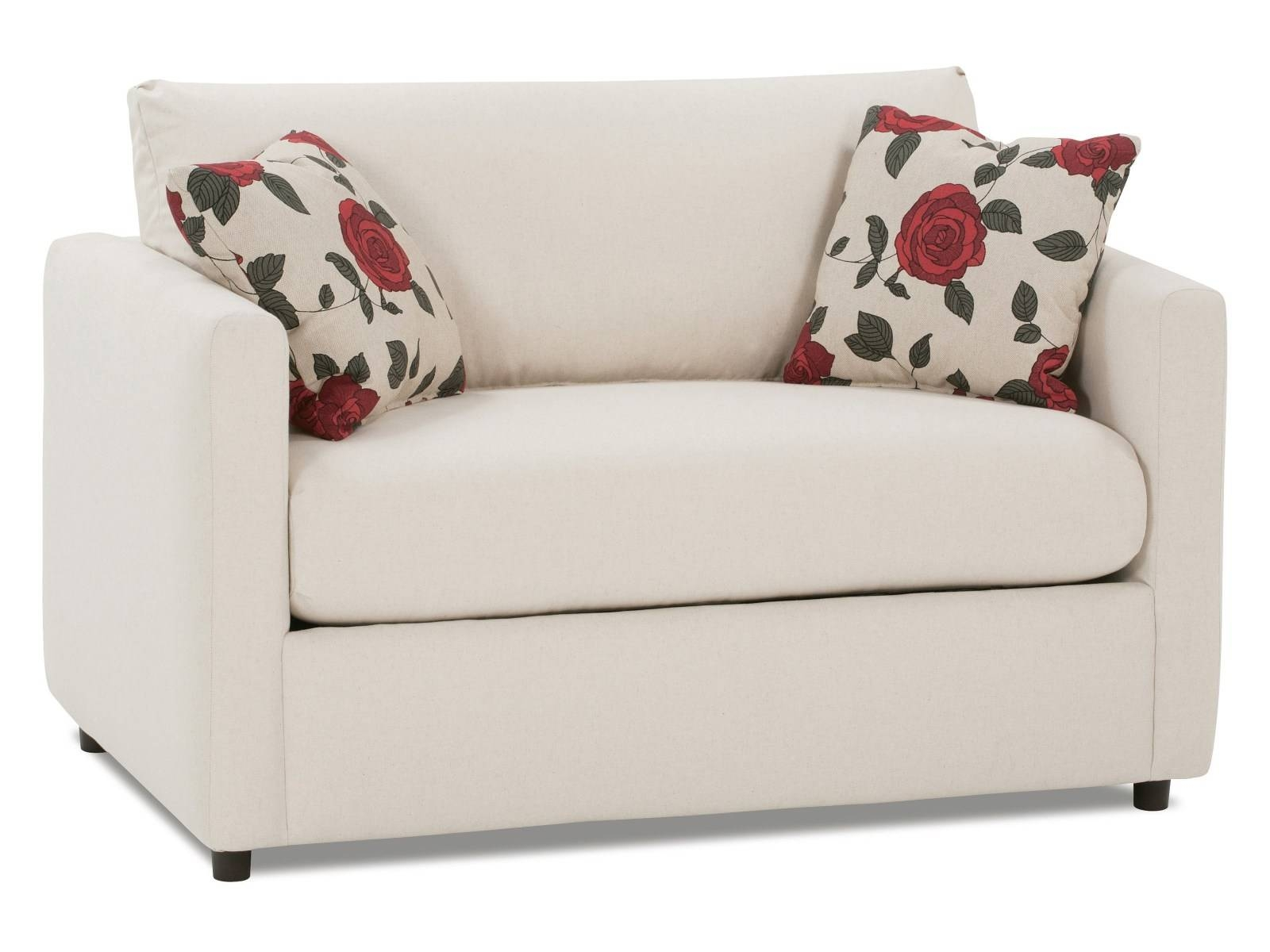 ▻ Sofa : 22 Wonderful Single Sofa Sleeper Magnificent Home Decor throughout 2X2 Corner Sofas (Image 27 of 30)