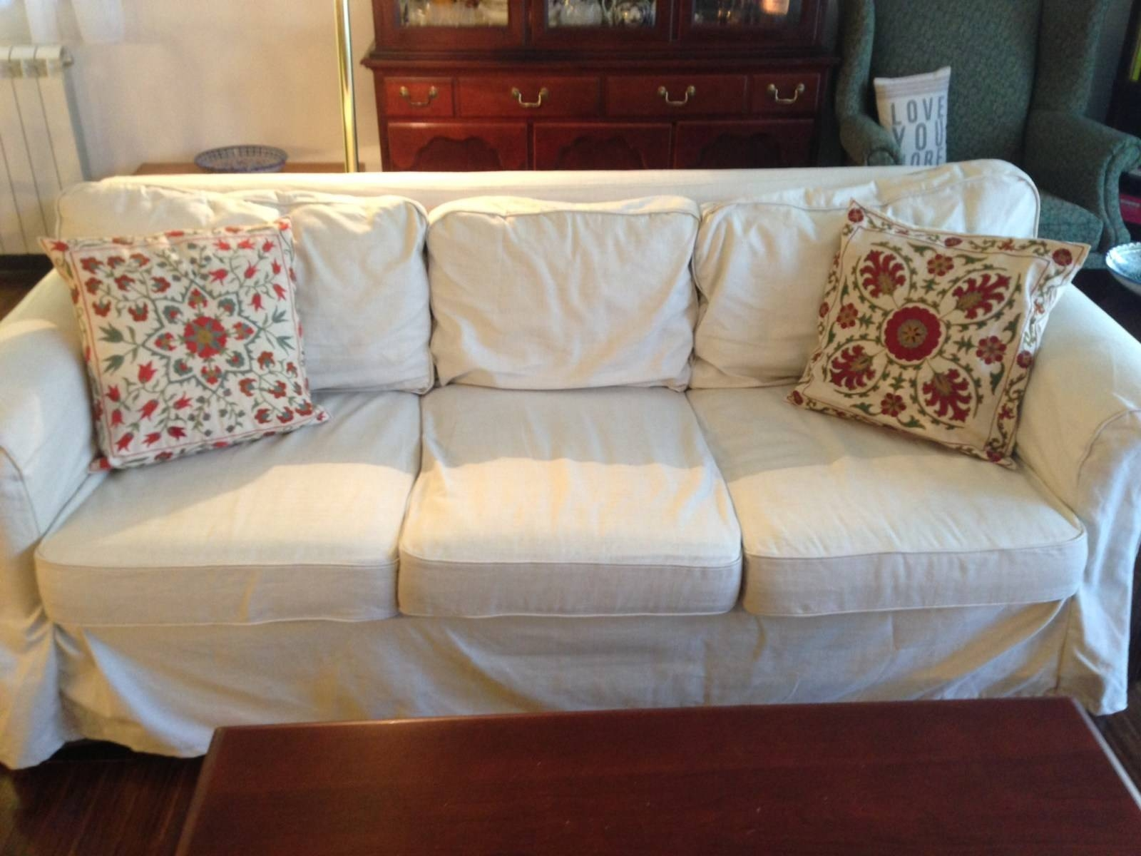 ▻ Sofa : 25 Decoration Replacement Slipcover For Sofa Ideas And for Slipcover For Leather Sofas (Image 28 of 30)