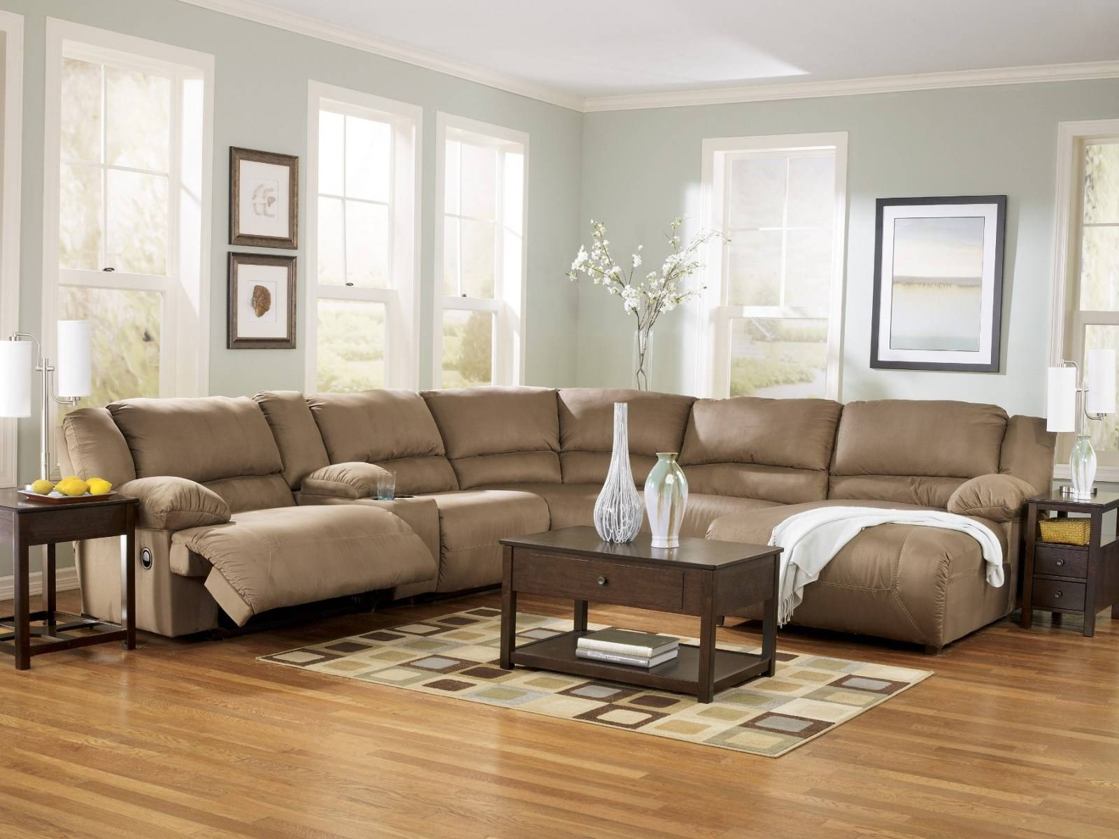 ▻ Sofa : 27 Living Room Sectional Ideas Sofas For Small Modern with regard to Cool Sofa Ideas (Image 27 of 30)