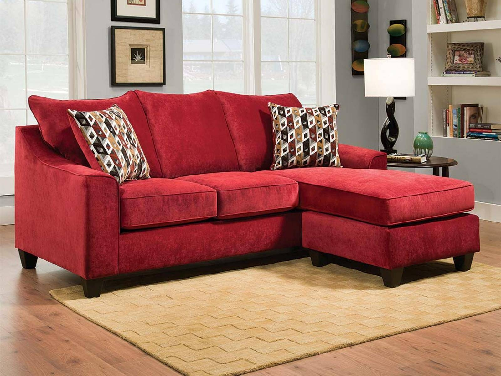 ▻ Sofa : 28 Wonderful Chenille Sofa Wonderful Chenille Sectional within Chenille Sectional Sofas (Image 29 of 30)