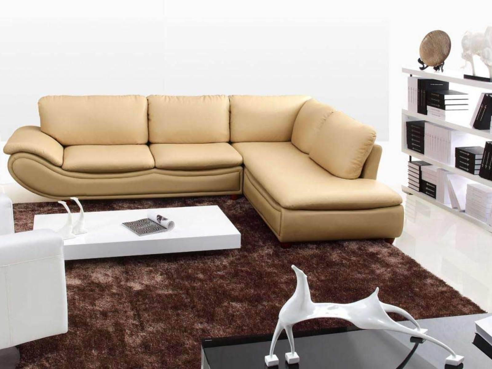 ▻ Sofa : 6 Amazing Small Modern Sectional Sofa Modern Sofa in Modern Sofas Sectionals (Image 30 of 30)