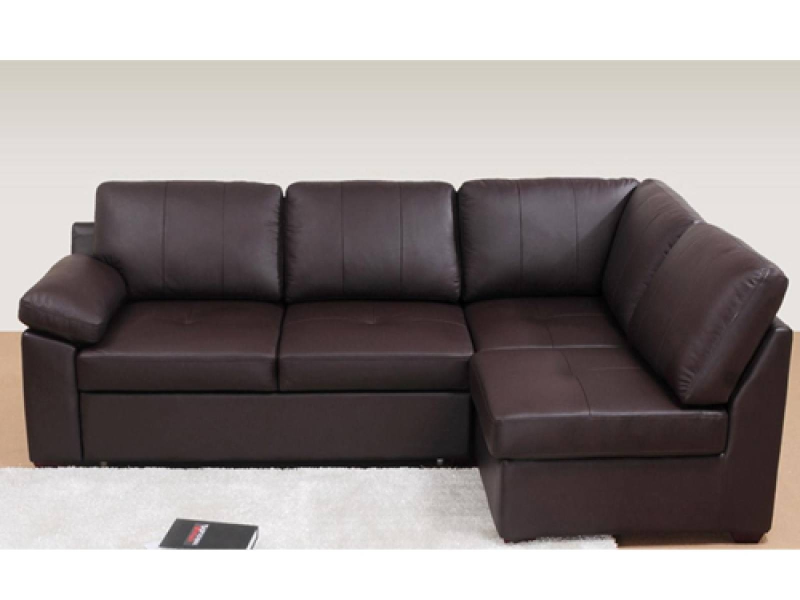 ▻ Sofa : 8 Leather Corner Sofa Bed Wonderful Leather Corner Sofa with Corner Sofa Bed Sale (Image 30 of 30)