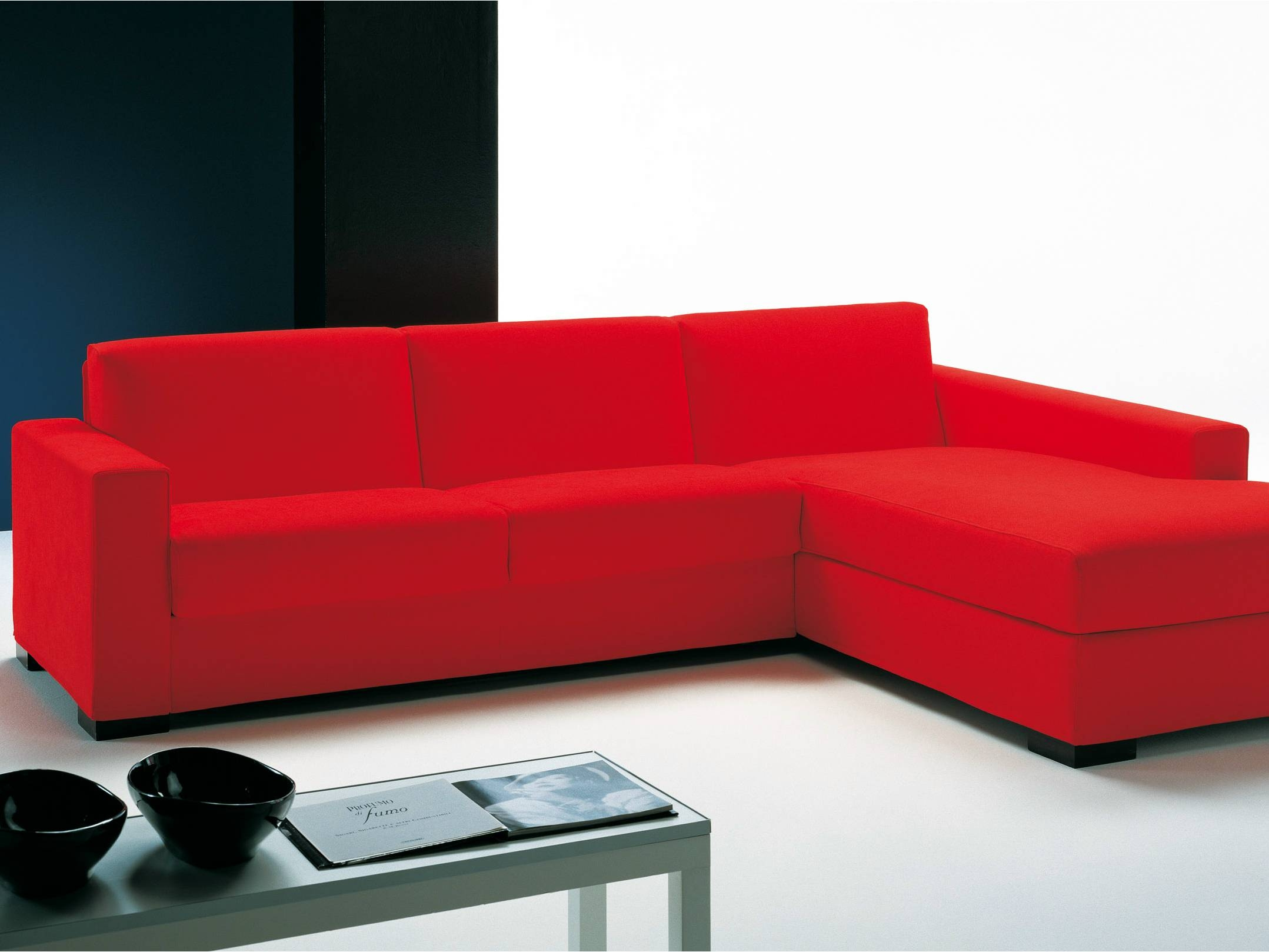 ☆▻ Sofa : 15 Leather Sectional Sleeper Sofa With Chaise Sleeper intended for Red Sectional Sleeper Sofas (Image 30 of 30)