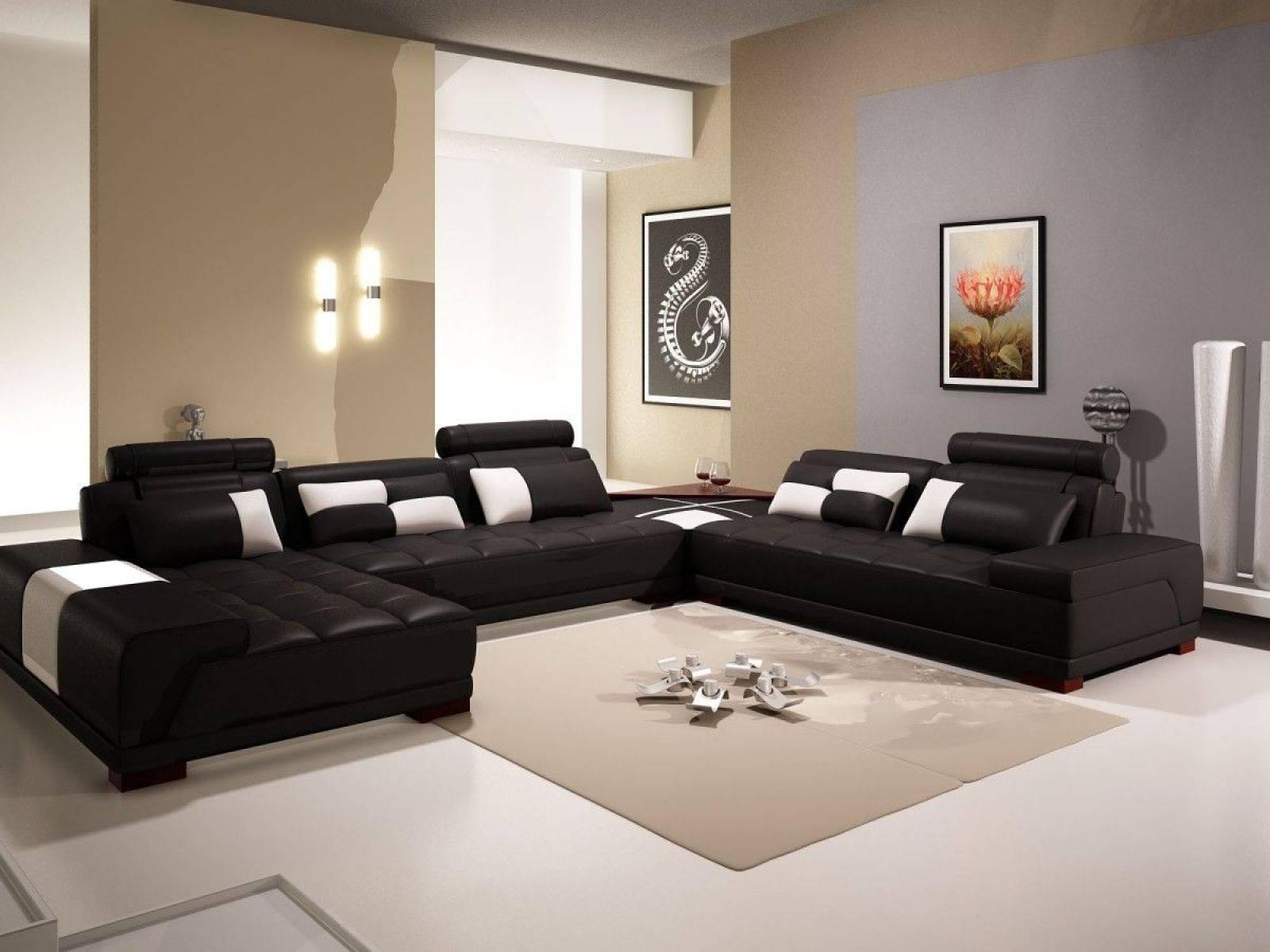☆▻ Sofa : 28 3032C2 Inside 89 Wonderful Black And White Sofa Set for White And Black Sofas (Image 30 of 30)