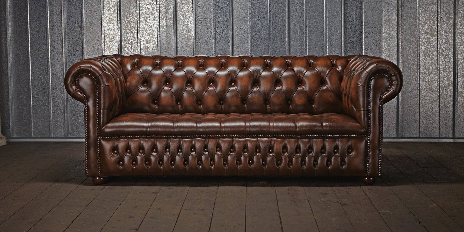 ☆▻ Sofa : 40 Lovely Used Chesterfield Sofa Usedchesterfieldsofa regarding Vintage Chesterfield Sofas (Image 30 of 30)