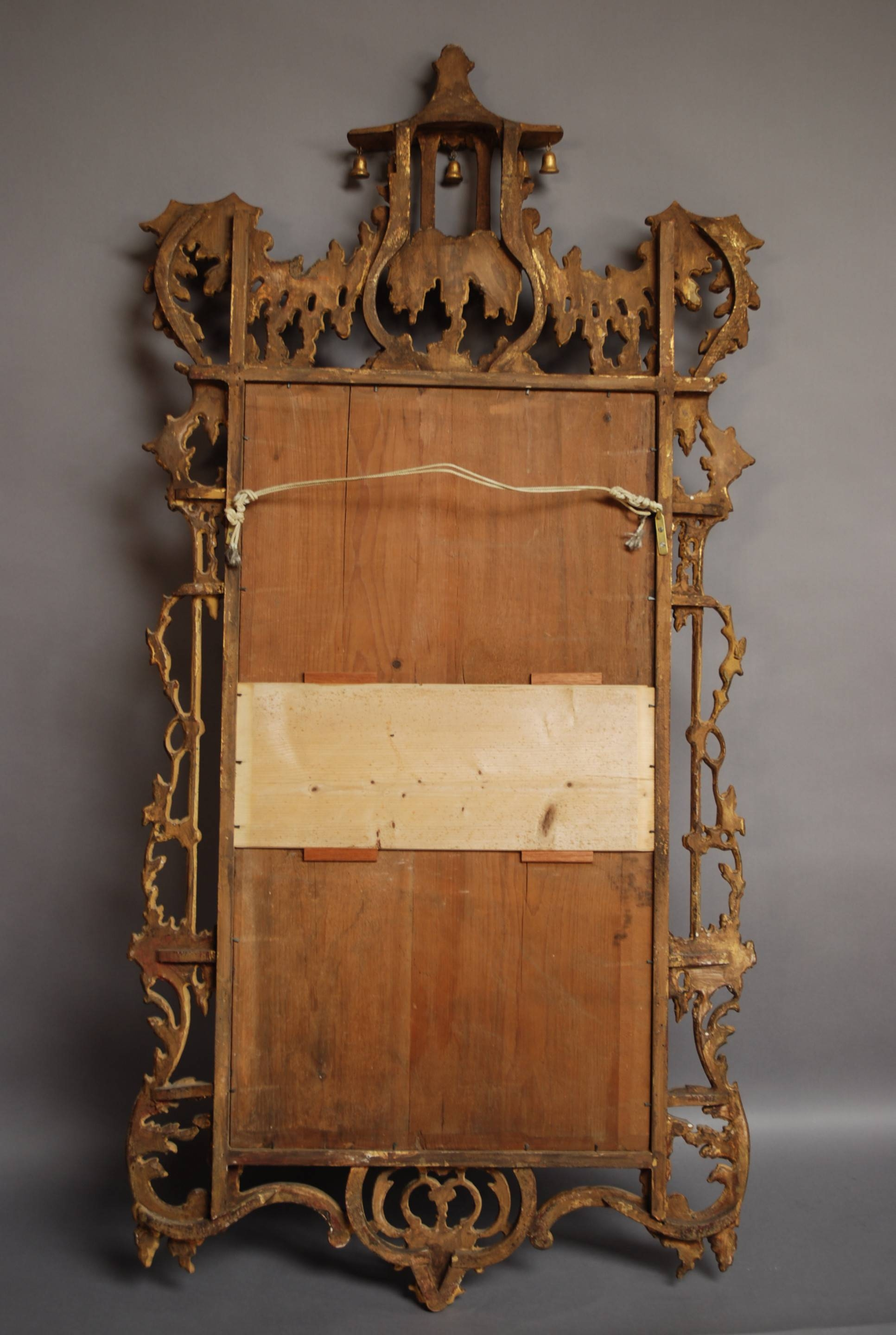 Early 20Th Century Chinese Chippendale Style Mirror (1920 England with regard to Chinese Mirrors (Image 18 of 25)