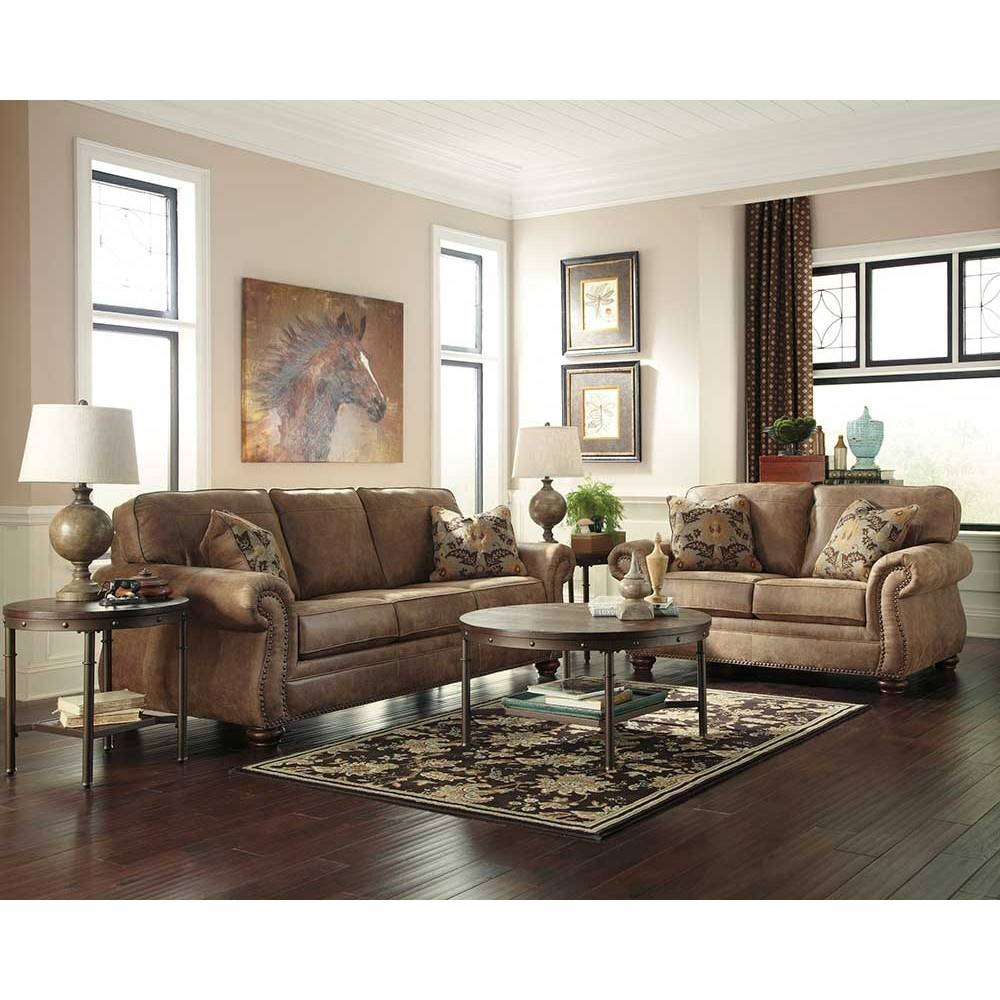 Earth/grinlyn Sectional 6 Pc - With Cocktail Table, End Table And within Sofa Table Chairs (Image 14 of 30)