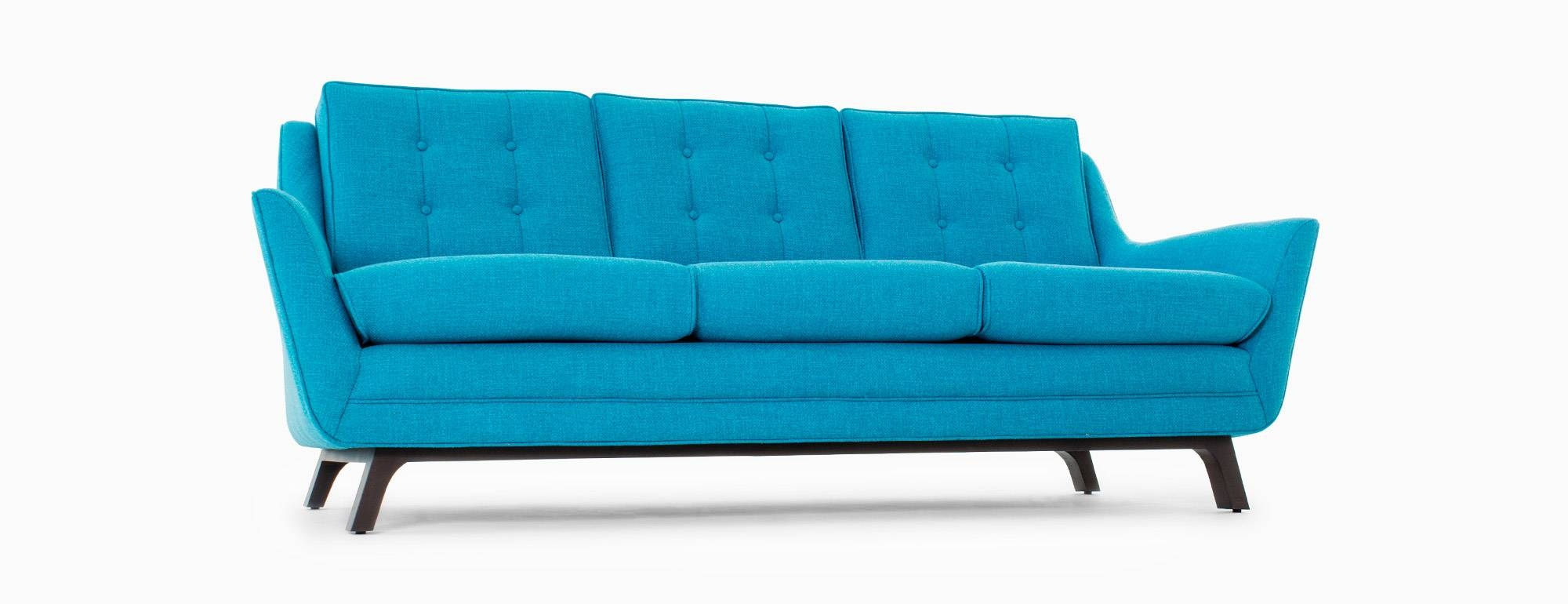 Eastwood Sofa | Joybird regarding Blue Sofa Chairs (Image 17 of 30)