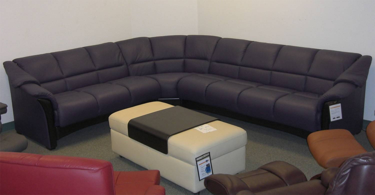Ekornes Oslo Sofa, Loveseat, Chair And Sectional - Ekornes Oslo intended for Ergonomic Sofas And Chairs (Image 4 of 30)
