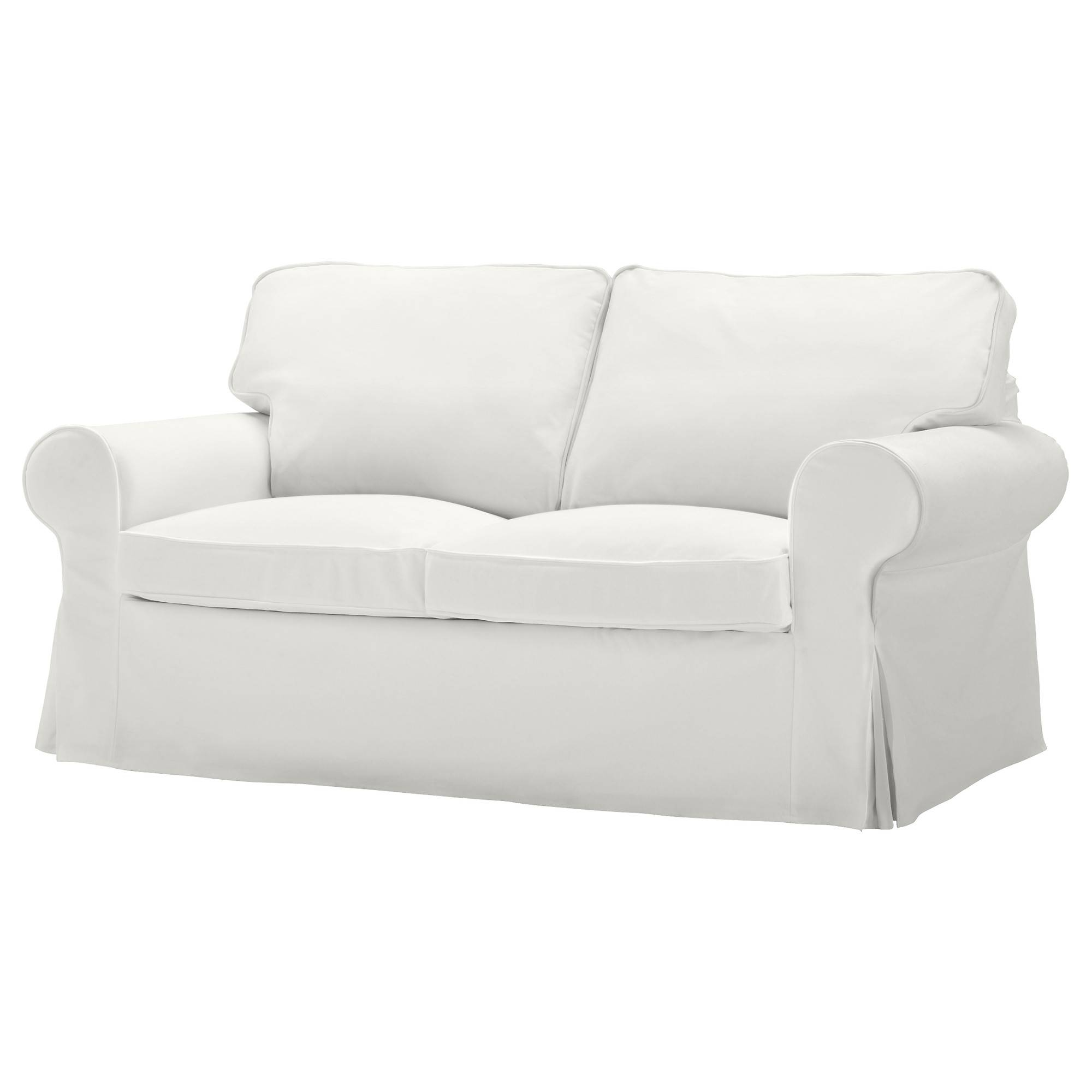 Ektorp Two-Seat Sofa Blekinge White - Ikea regarding Ikea Two Seater Sofas (Image 4 of 30)