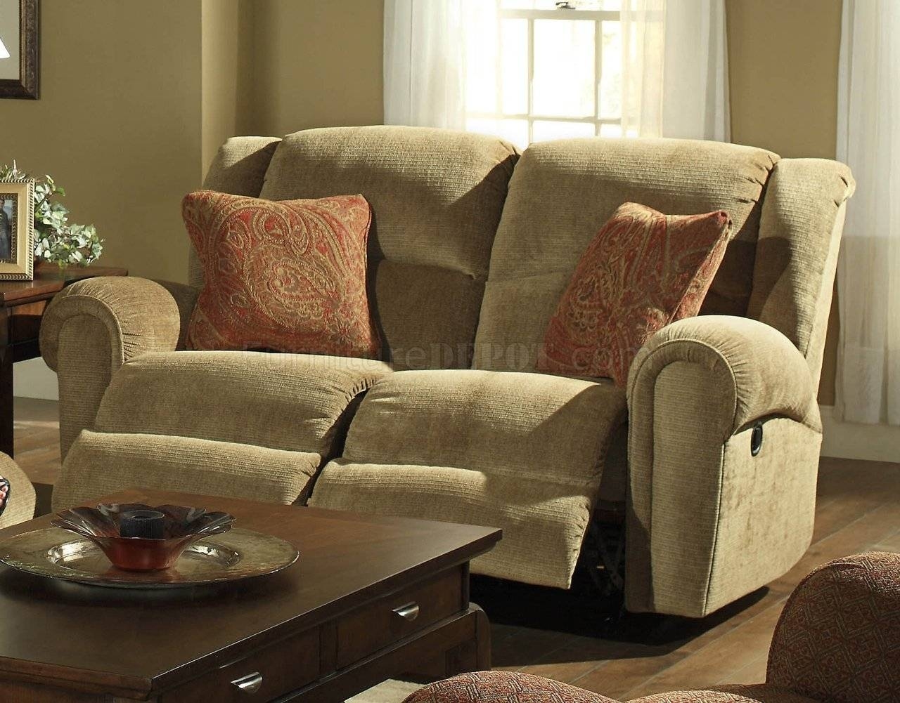 Elegant Fabric Reclining Sofa 39 With Additional Sofa Design Ideas throughout Elegant Fabric Sofas (Image 3 of 30)