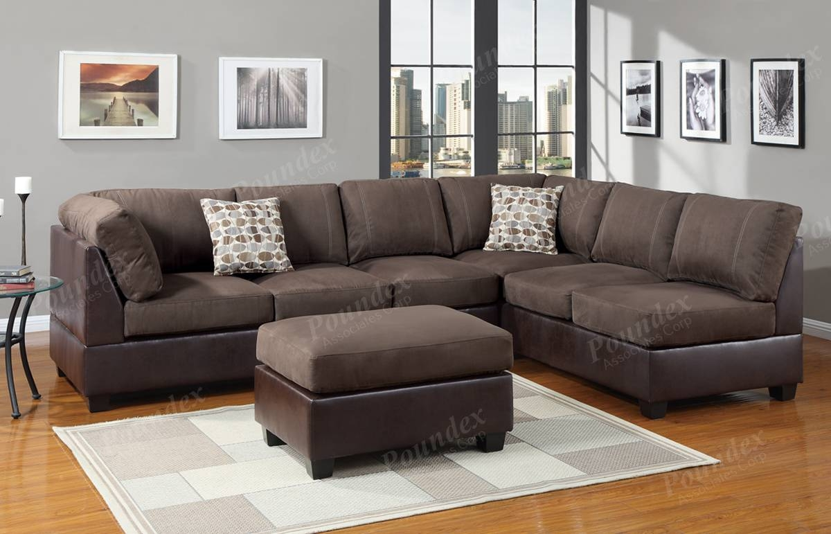 Elegant Sectional Vs Sofa And Loveseat 43 On Vintage Leather in Vintage Leather Sectional Sofas (Image 12 of 30)