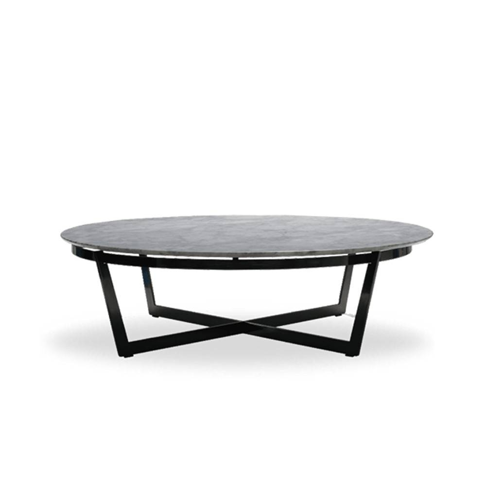 Element Marble Round Coffee Table – Bimma Loft with Marble Round Coffee Tables (Image 18 of 30)