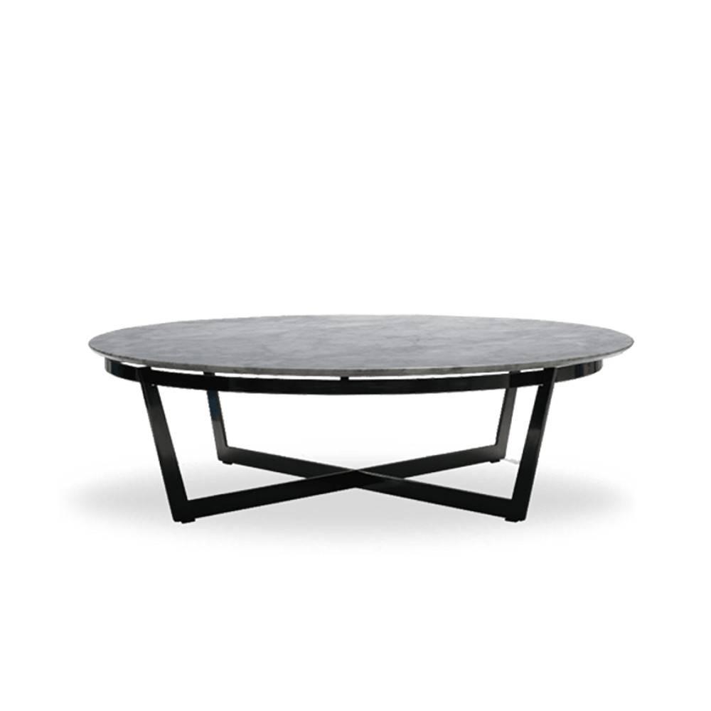 Element Marble Round Coffee Table – Bimma Loft with Marble Round Coffee Tables (Image 18 of 30)