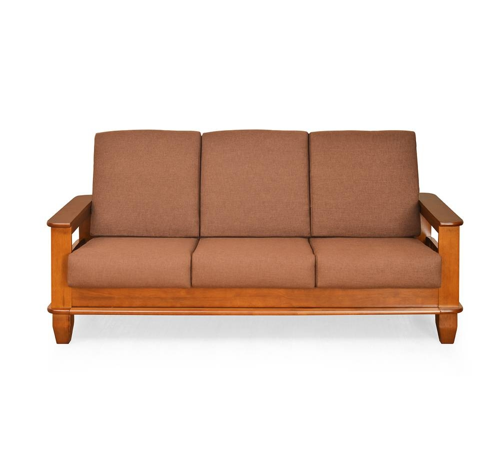 Elena 3 Seater Sofa | Three Seater Sofa Designs - @home - At-Home within Three Seater Sofas (Image 15 of 30)