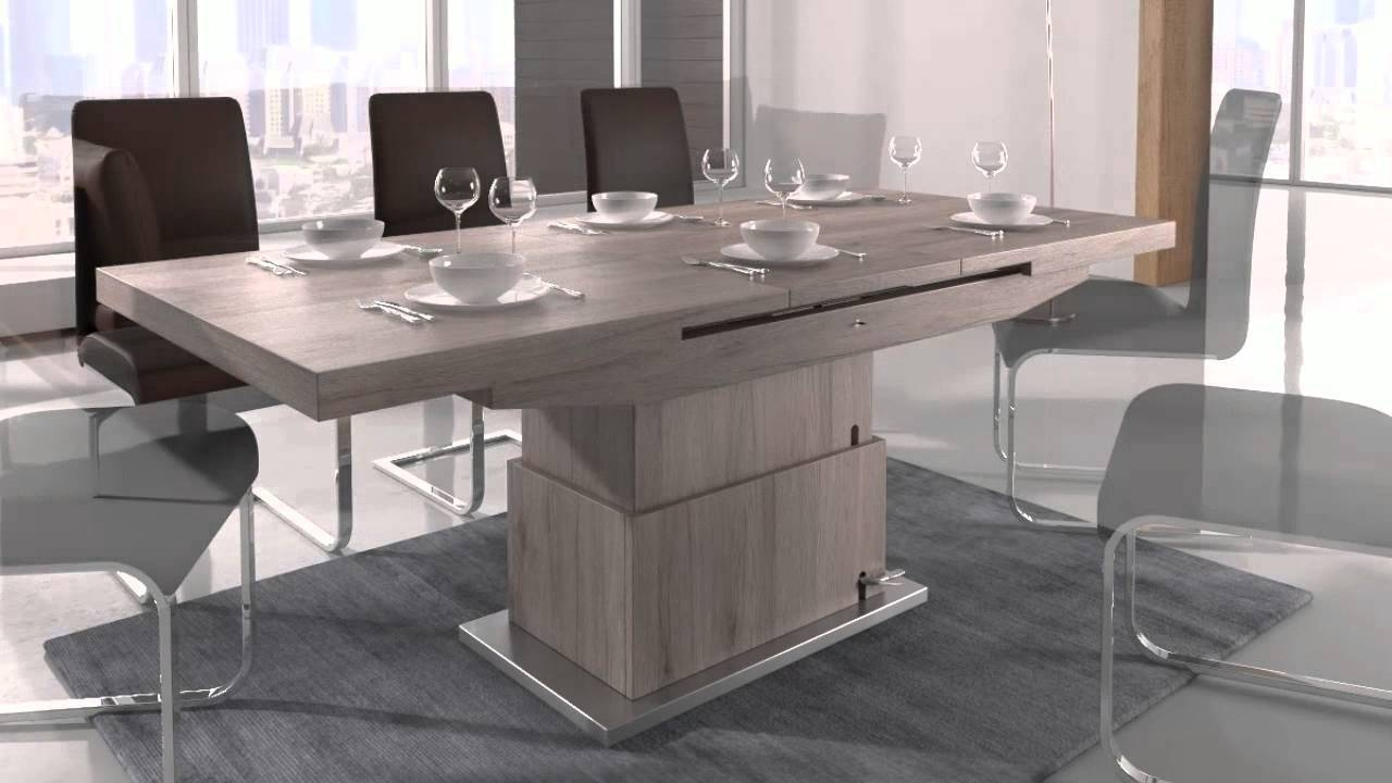 Elgin Coffee That Also Converts To A Dining Table - Youtube inside Dining Coffee Tables (Image 8 of 15)