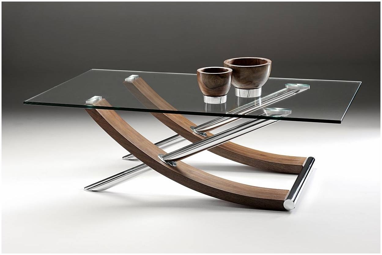 Elise Clear Glass Coffee Tables – Cocinacentral.co intended for Elise Coffee Tables (Image 6 of 30)