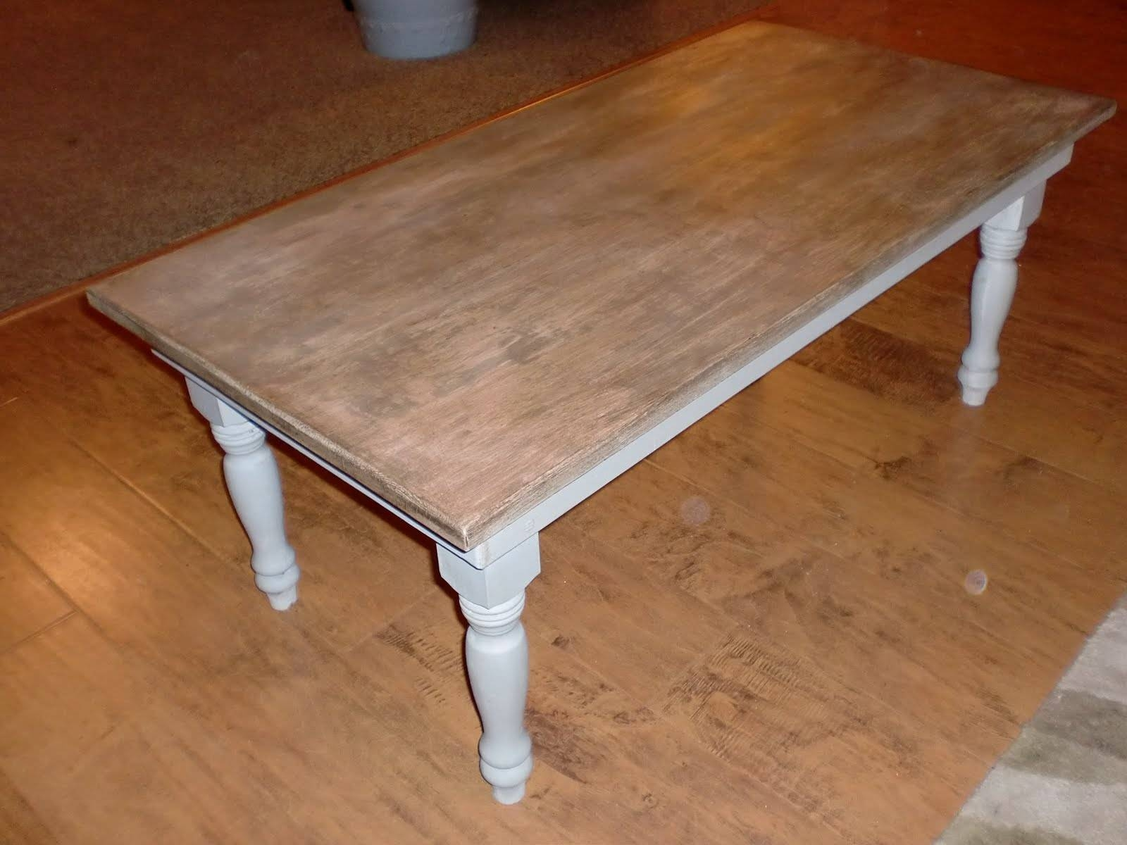 Embellish & Restore: Coffee Table Rehab pertaining to Grey Wash Coffee Tables (Image 18 of 30)