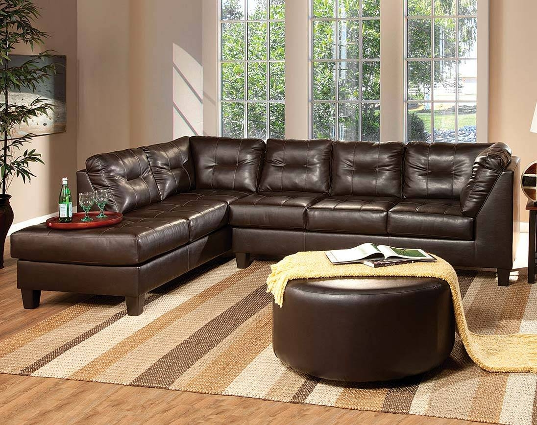 Enchanting Chocolate Brown Sectional Sofas 11 On The Bay Sectional throughout The Bay Sofas (Image 2 of 25)