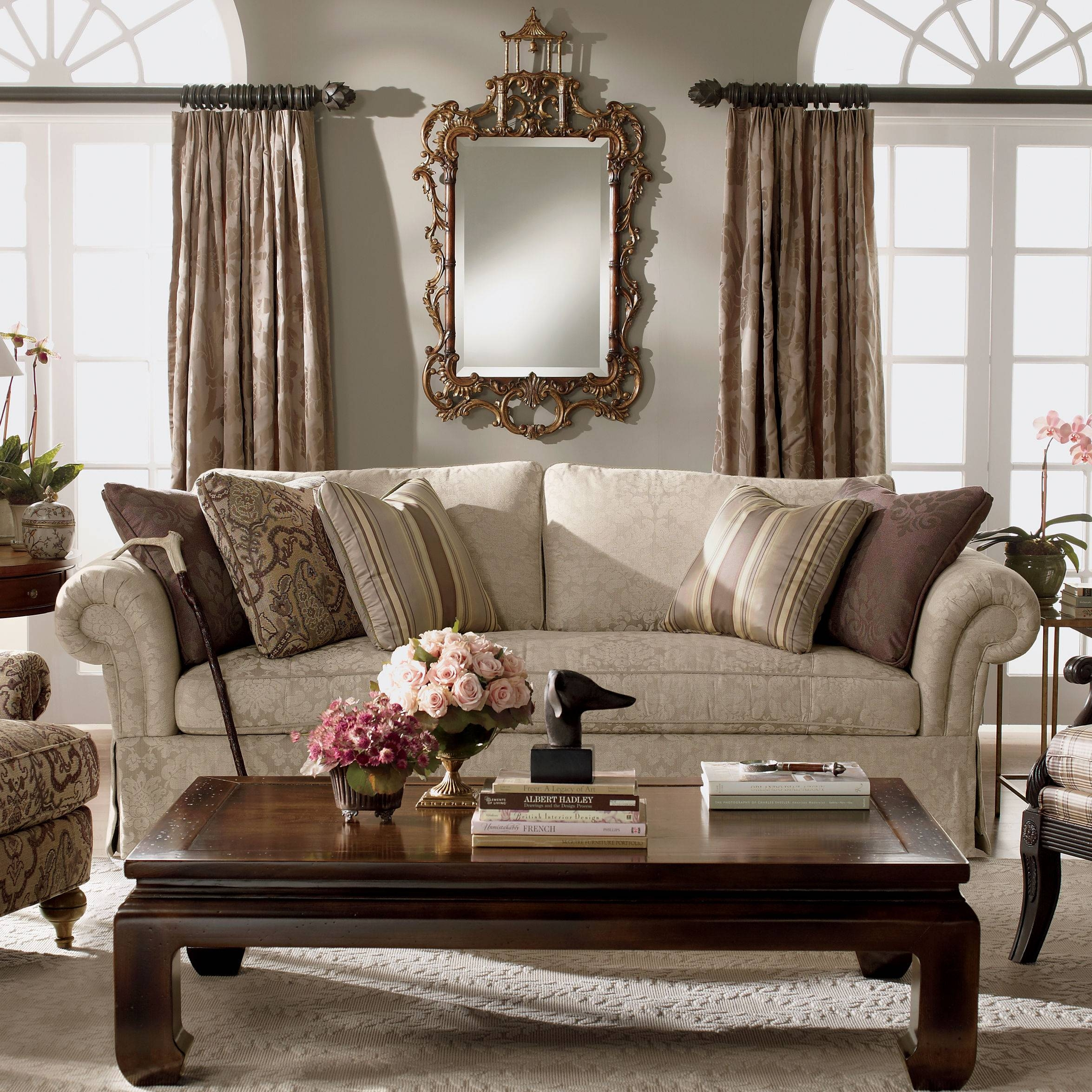 English Style Classic Sofa | Settee |Queen Anne Chair |Faiting For Classic English Sofas (View 17 of 30)