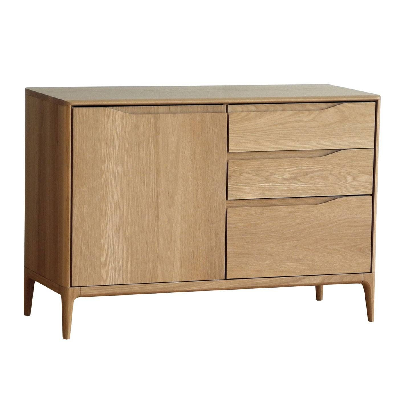 Ercol Romana Sideboard in Small Wooden Sideboards (Image 14 of 30)