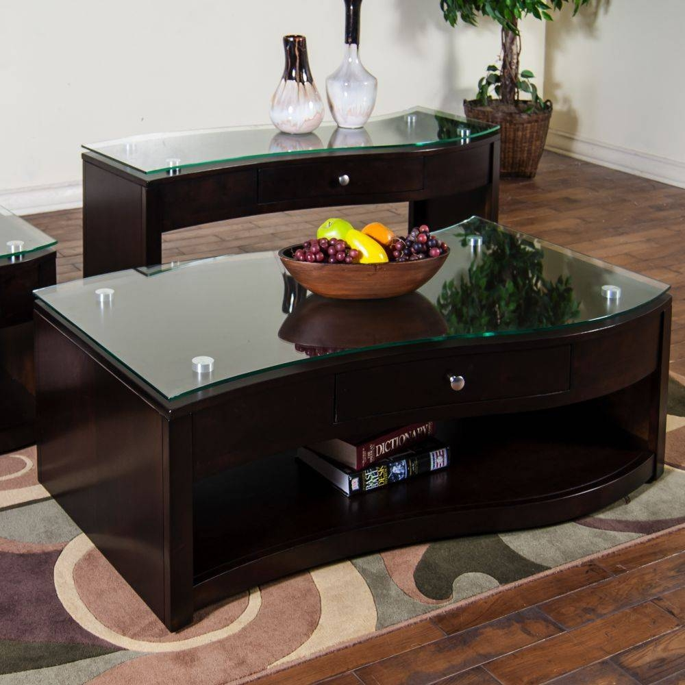 Espresso Coffee Table To Get More Room pertaining to Espresso Coffee Tables (Image 10 of 30)