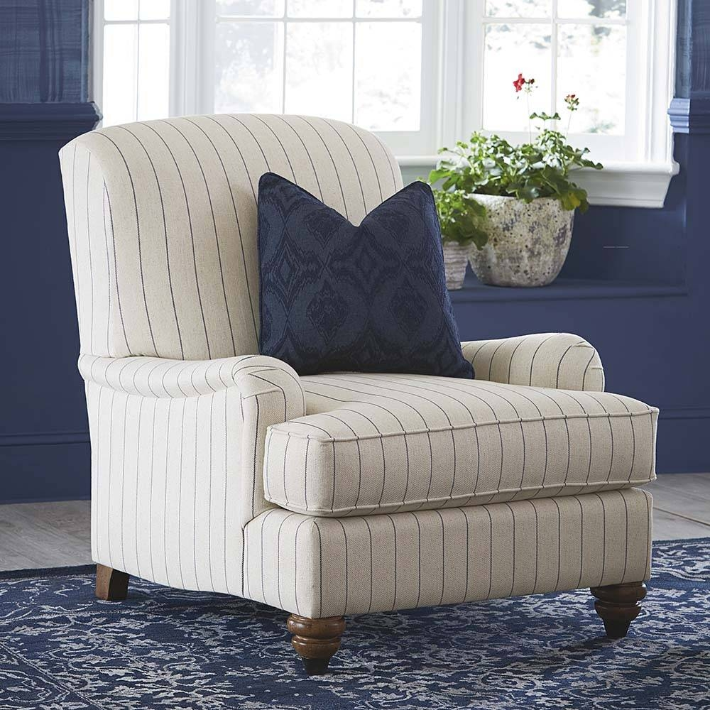 Essex Upholstered Accent Chair | Bassett Home Furnishings within Accent Sofa Chairs (Image 17 of 30)