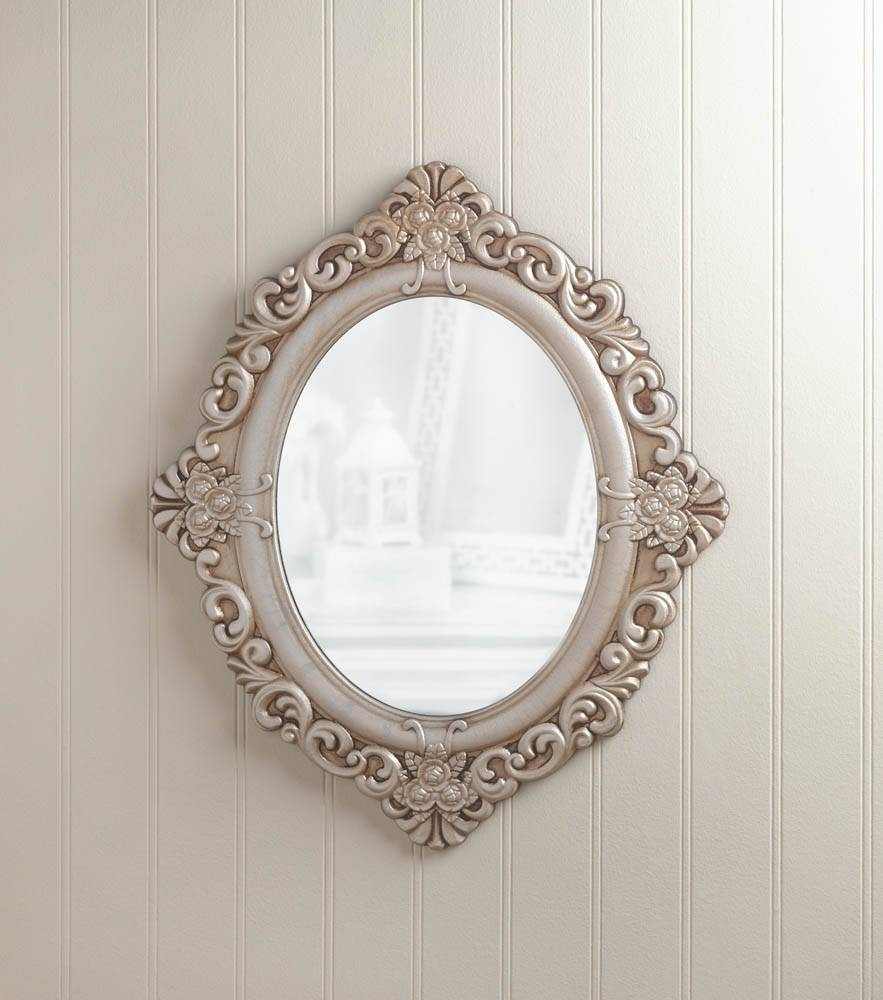 Estate Wall Mirror regarding Vintage Wall Mirrors (Image 15 of 25)