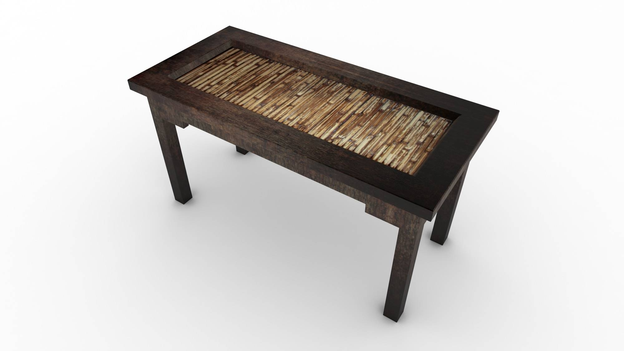 Ethnic Coffee Table Free 3D Model Max for Ethnic Coffee Tables (Image 10 of 30)