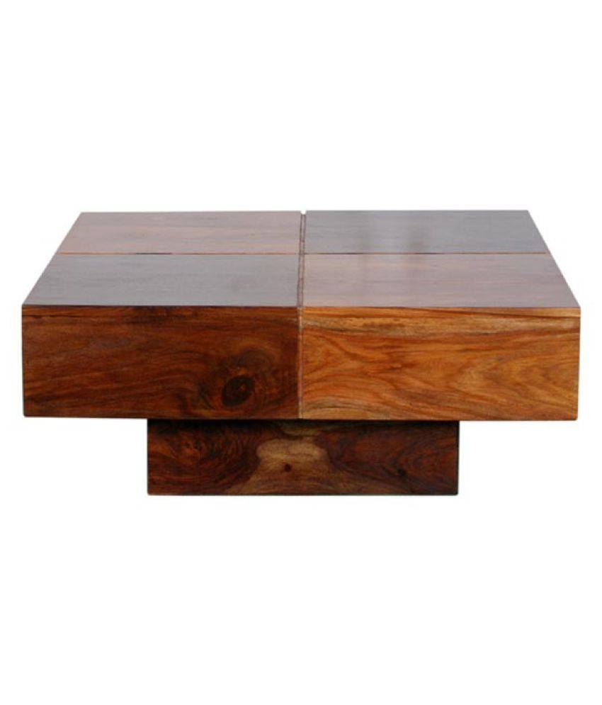 Ethnic India Art Tulip Coffee Table In Sheesham Wood - Buy Ethnic pertaining to Ethnic Coffee Tables (Image 12 of 30)