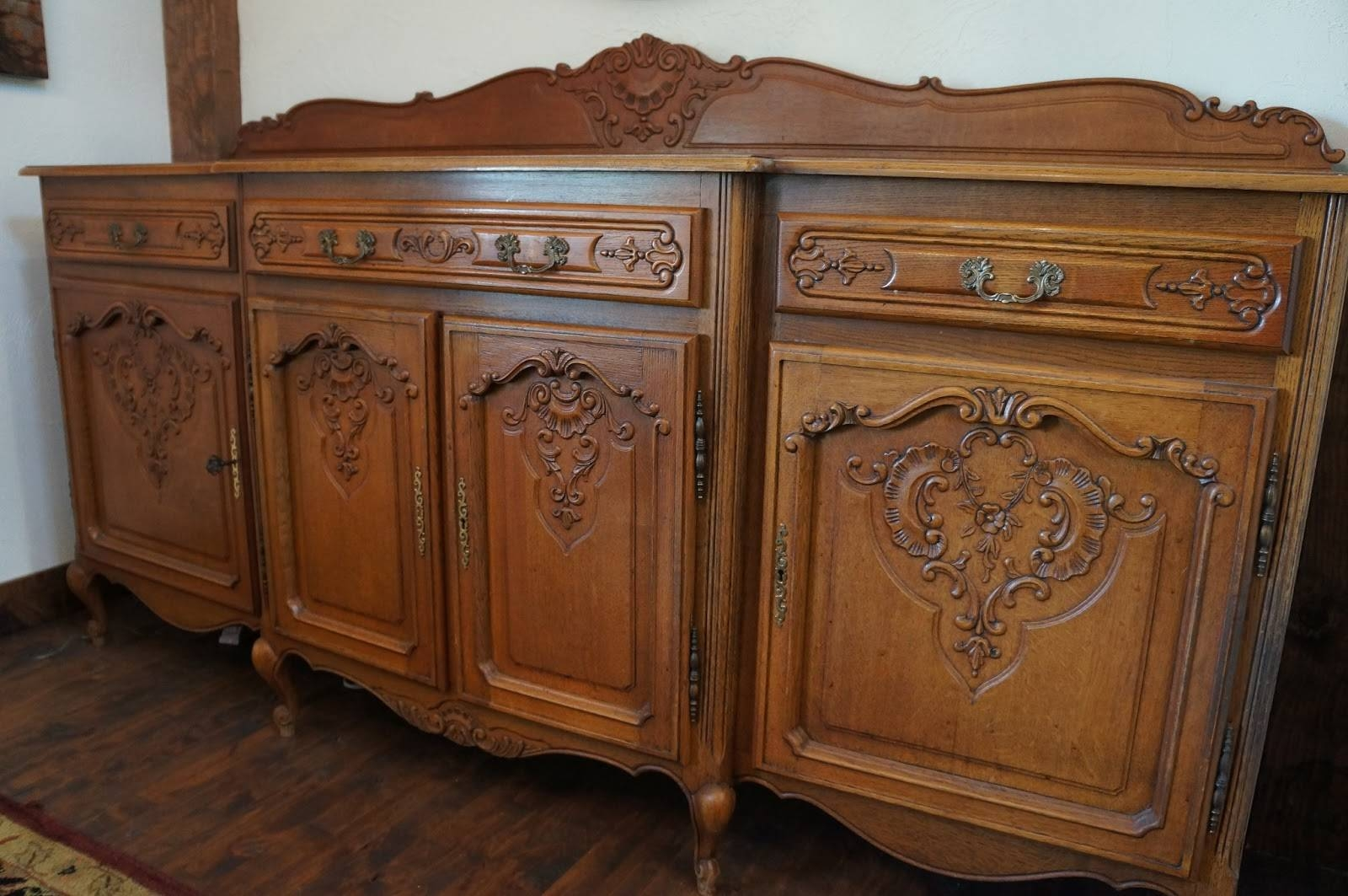 European Flair Furniture: Shop Store in French Country Sideboards (Image 10 of 30)