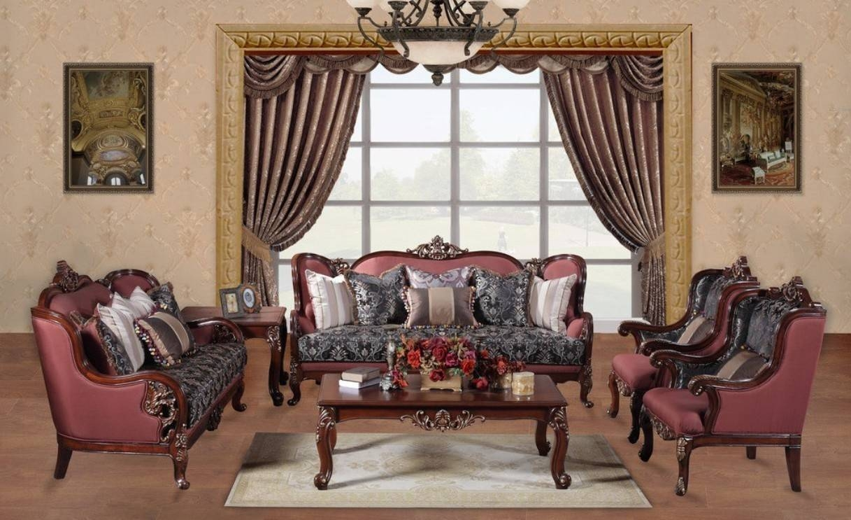 European Living Room. Luxury European Living Room Furniture Buy within European Style Sofas (Image 9 of 30)
