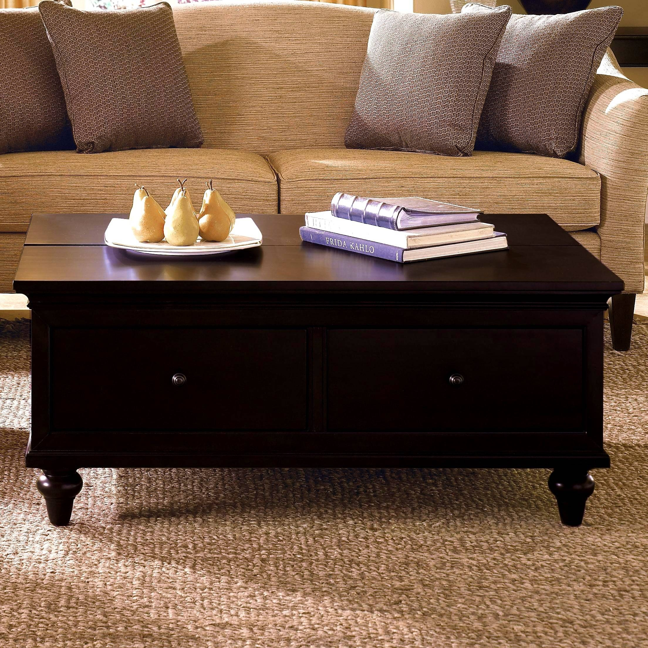 Excellent Square Coffee Tables With Storage Pictures Decoration throughout Square Coffee Tables With Drawers (Image 14 of 30)