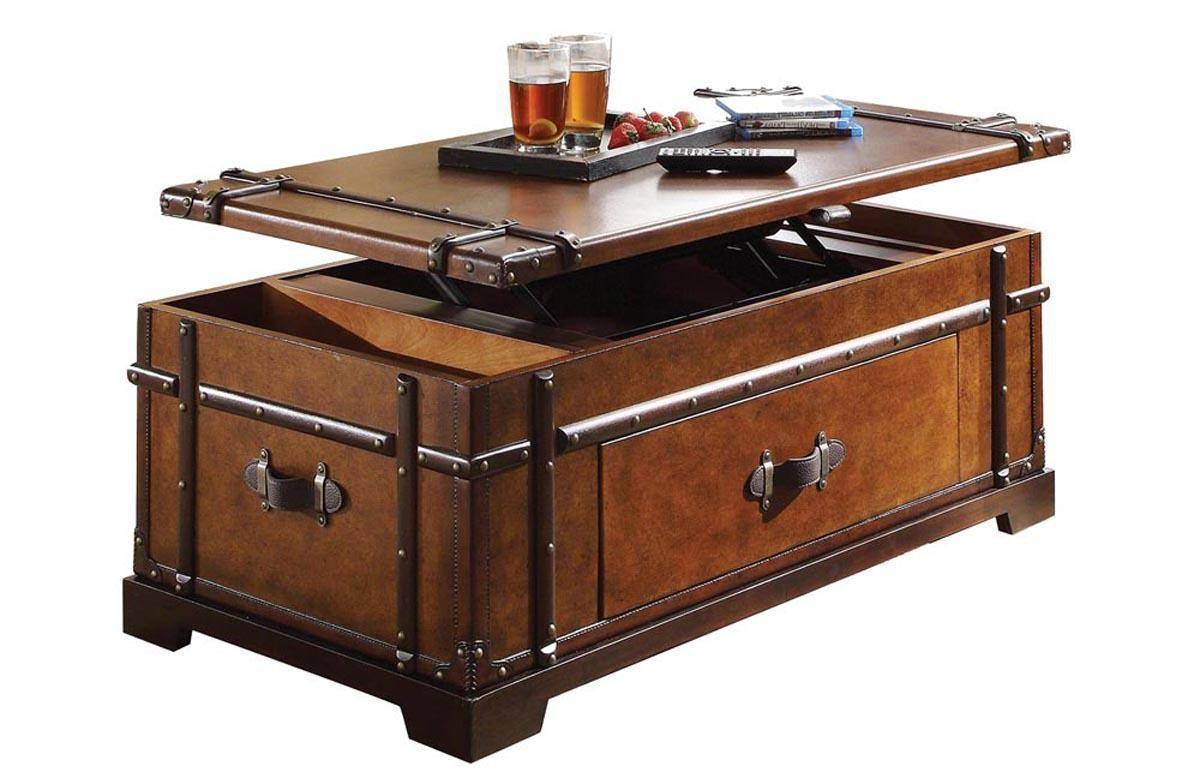 Explore Photo Of Large Trunk Coffee Tables (Showing 17 Of 20 Photos) in Large Trunk Coffee Tables (Image 7 of 30)