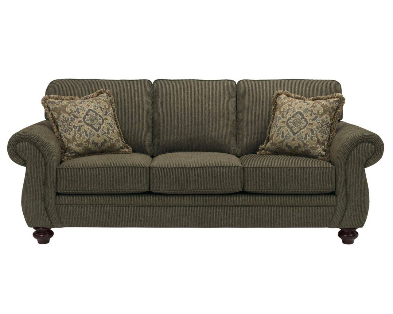 Express Cassandra Sofa In Affinity 3688-3Q Clearance pertaining to Broyhill Sectional Sofas (Image 20 of 30)